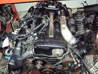 Nissan skyline R32/R33 GTR RB26dett twin turbo engine