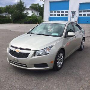 2013 Chevrolet Cruze LT  (Une Taxe à payer)