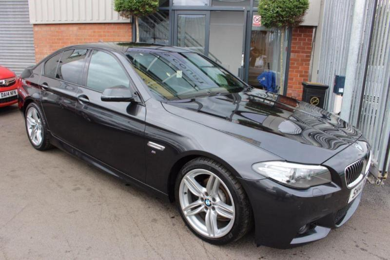 "BMW 520d M SPORT-19"" ALLOYS"