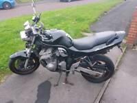 Suzuki gsf600 naked bandit