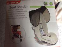 Seat shade £3