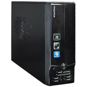 eMachines Sleek PC  Windows 7 Home Premium 64bit