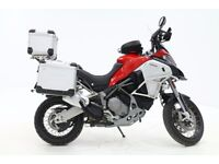 2017 Ducati Multistrada Enduro Touring Pack with extras - Now Reduced - Save £750!!!!!