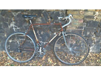 1980s Size 23 10-Speed Raleigh Magnum Vintage Bike in Working Order