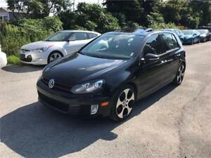 2010 Volkswagen Golf GTI, Safety & ETEST for ON or QC INCL.