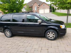 Chrysler ,  Town & Country Touring Mini Van