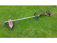 Tanka PM 25 Strimmer, full working order with 2 strimmer heads