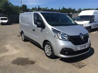 Renault Trafic SL27 Business Plus DCI S/R P/V (silver) 2015