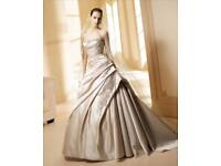 La Sposa Marsella Ivory Wedding Dress