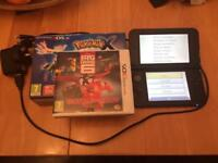 Blue Nintendo 3ds xl