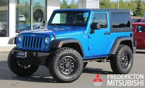 2015 Jeep Wrangler SPORT! AIR! LIFTED! ONLY 24K!