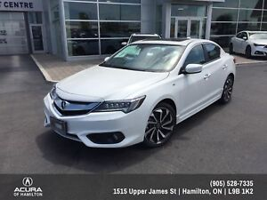 2017 Acura ILX A-Spec A-spec