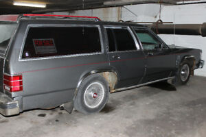 1981 Mercury Station Wagon