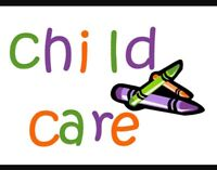 Offering Child Care for day, evening and nights