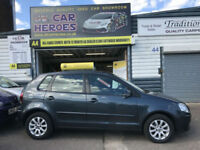 2006 VOLKSWAGEN POLO SE 1.4 AUTOMATIC 5 DR +12 MONTH (AA) WARRANTY INCLUDED