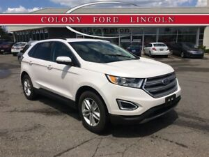 2016 Ford Edge NAV, HTD STEER WHL, AWD, LTHR!