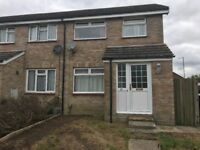 3 Bedroom house to rent in Throop,near to Castlepoint,no agent fees