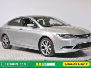2016 Chrysler 200 C TOIT PANORAMIQUE NAVIGATION MAGS