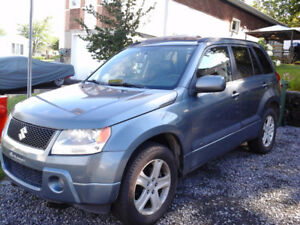 2006 Suzuki Grand Vitara Luxury VUS