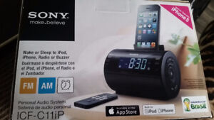 Sony dock audio system iPhone 5