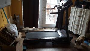 Horizon Treadmill  Ct 5.0