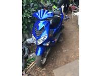 Peugeot Speed fighter 100cc