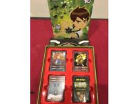 Ben 10 swap card collection