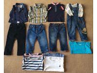 Next Boys Clothes 12 - 18 Months - Bargain £10