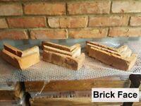 Brick slips, wall tiles- Corner Bricks