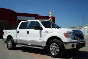 2011 Ford F-150 XLT Super Crew 4X4 **XTR Package**