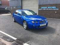 2003 03 MG/ MGF ZT 1.8 PETROL,MANUAL,75000 MILES WITH SERVICE HISTORY
