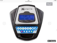 Xterra FS4.0 elliptical cross trainer