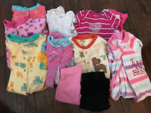 0-3 month girl lot