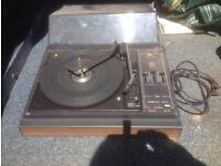 1970S FOUND IN LOFT PROBLEY PLAYED ORIGINAL BOWIE DISCS