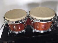 Excellent condition Bongo drums, great sound