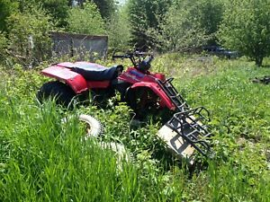 Looking for a carb for a 88+ Suzuki quadrunner 250 4x4