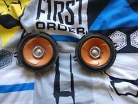 PIONEER TS-G1318 Car Dual Cone Speakers (Set) 130W Max. 4 Ω