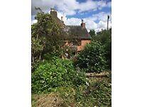 1 bed bijou cottage in quiet area, small garden, off road parking