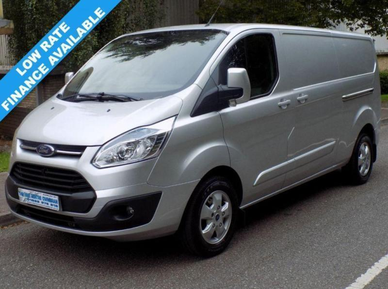 14(14) FORD TRANSIT CUSTOM LIMITED 2.2 FWD 290 LWB L2H1 125 BHP 6 SPEED DIESEL