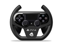 4Gamers Compact Racing Wheel for Playstation 4 (PS4)
