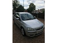 Vauxhall corsa 1.2 low miles 54 plate