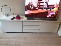 Ikea Besta Burs tv bench