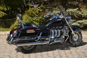 2008 TRIUMPH ROCKET 111 TOURING