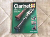 Haynes clarinet manual