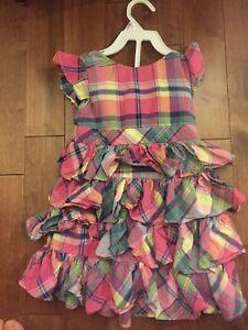 Two Ralph Lauren dresses size 2 T