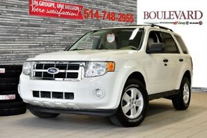 2011 Ford Escape  XLT AWD + CUIR !