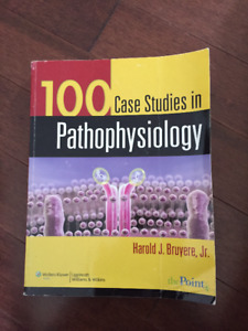 100 Cases Studies in Pathophysiology