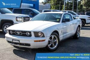 2006 Ford Mustang V6 AM/FM Radio and Air Conditioning