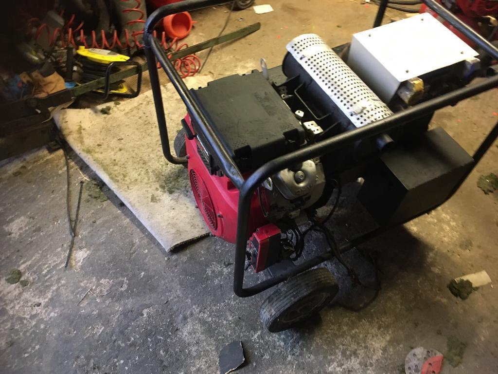 15kva Honda generator
