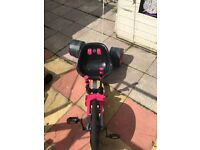 Pink Huffy Machine larger 20 inch size perfect condition